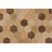 BrickLane Beige Hexagon