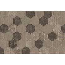 BrickLane Olive Hexagon