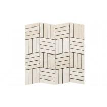 Crema Marfil Bermondsey Mosaic