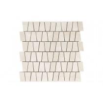 Crema Marfil Knightsbridge Mosaic