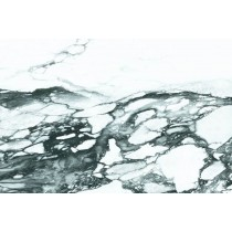 John Samuel Arabescato Gloss Marble-Effect Porcelain Tile