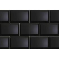 John Samuel Black Metro Tiles