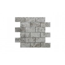 Pietra Gris Polished Mosaic
