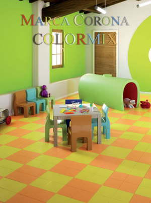 Marca Corona Colormix